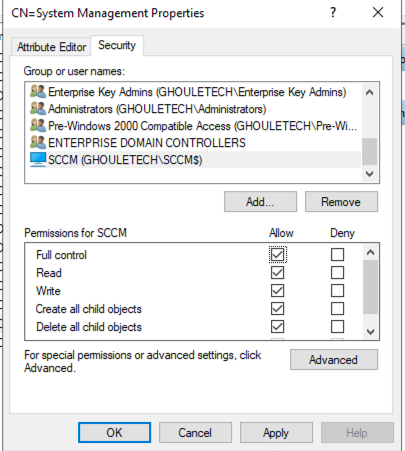 Deploying SCCM 2016 Current Branch | Ghouletech Ltd